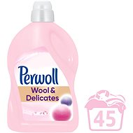 PERWOLL Wool & Delicates 2,7 l (45 adag) - Mosógél