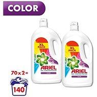 ARIEL Color 2× 3,85 l (140 mosás) - Mosógél