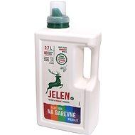 JELEN mosógél színes ruhákhoz 2,7 l (60 mosás) - Öko-mosógél