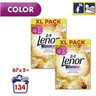 LENOR 2in1 Gold Orchid Color 2 × 5,025 kg (134 mosás)