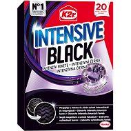 K2R Intensive Black 20 db - Törlőkendő mosógépbe
