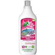 BIOPURO organikus folyékony mosógél színes ruhákhoz 1 l (35 mosás) - Öko-mosógél