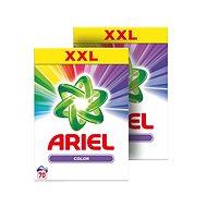 ARIEL Color 2× 5,25 kg (140 mosás)