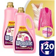 WOOLITE Delicate & Wool 2× 3,6 l (120 mosás) - Mosógél