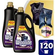WOOLITE Dark, Black & Denim 2 × 3,6 l (120 adag) - Mosógél