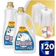 WOOLITE Extra White Brillance 2 × 3,6 l (120 adag) - Mosógél