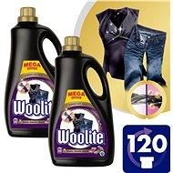 WOOLITE Dark, Black & Denim 7,2 l (120 mosás) - Mosószer