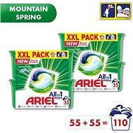 ARIEL All-in-1 Mountain Spring 110 db - Mosókapszula