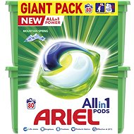ARIEL All-in-1 Mountain Spring - 80 db - Mosókapszula