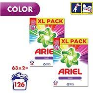 ARIEL Color & Style 2× 4,7 kg (126 mosás) - Mosószer