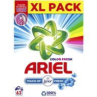 ARIEL Color Fresh Touch of Lenor 4,7 kg (63 mosás)