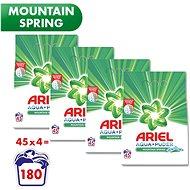 ARIEL Mountain Spring 4 × 3,3 kg (180 mosás) - Mosószer
