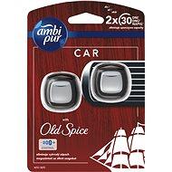 AMBI PUR Old Spice 2 × 2 ml - Autóillatosító