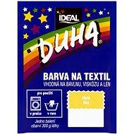 DUHA Textilfesték - sárga 15 g - Textilfesték