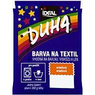 DUHA Textilfesték - narancsszín 15 g - Textilfesték