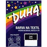 DUHA Textilfesték - fekete 15 g - Textilfesték