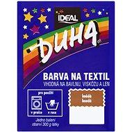 DUHA Textilfesték - barna 15 g - Textilfesték