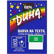 DUHA Textilfesték - zöld 15 g - Textilfesték