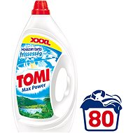 TOMI Max Power White 4 l (80 mosás) - Folyékony mosószer