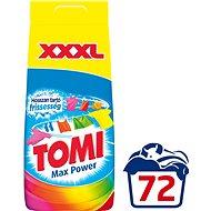 TOMI Max Power Color 4,68 kg (72 mosás) - Mosószer