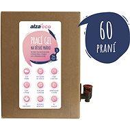 AlzaEco Mosógél gyerekruhához 3 l (60 mosás) - Öko-mosógél