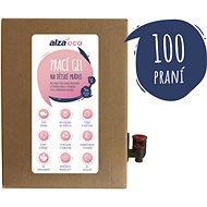 AlzaEco Mosógél gyerekruhához 5 l (100 mosás) - Öko-mosógél