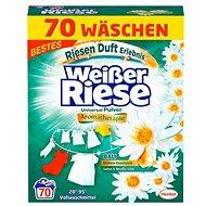 WEISSER RIESE Universal Pulver Aromatherapie 3,85 kg (70 mosás)