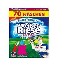 WEISSER RIESE Color Powder 3,85 kg (70 mosás)