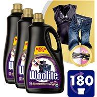 WOOLITE Dark, Black & Denim 3 × 3,6 l (180 mosás) - Folyékony mosószer