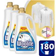 WOOLITE Extra White Brillance 3 × 3,6 l (180 mosás) - Folyékony mosószer
