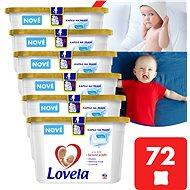 LOVELA gélkapszulák mosáshoz 72 db - Mosókapszula