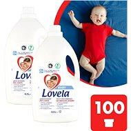 LOVELA Baby színes ruhához 2 × 4,5 l (100 mosás) - Mosógél