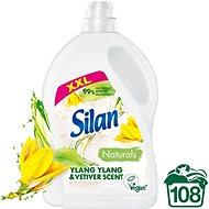 SILAN Naturals Ylang-Ylang & Vetiver 2,7 l (108 praní) - Öko öblítő
