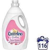 COCCOLINO Tiare Flower & Strawberries 2,9 l (116 mosás) - Öblítő