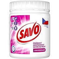 SAVO univerzális folteltávolító por 450 g (20 mosás) - Folttisztító