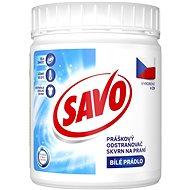 SAVO folteltávolító por fehérneműre 450 g (20 mosás) - Folttisztító
