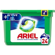 ARIEL Allin1 Pods +Active Odor Defense 24 db - Mosókapszula