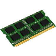 Kingston SO-DIMM 4 GB 1600 MHz-es DDR3L CL11 Dual Voltage - Rendszermemória