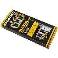 PROTECO 10.07-990-02 csavarhúzó készlet - Csavarhúzó készlet