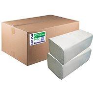 LINTEO ZZ STANDARD 5000 szürke 20× 250 db - Kéztörlő papír
