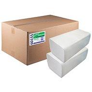 LINTEO ZZ STANDARD 5000 fehér 20× 250 db - Kéztörlő papír