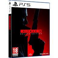 Hitman 3: Deluxe Edition - PS5 - Konzol játék