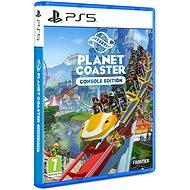 Planet Coaster: Console Edition - PS5 - Konzol játék