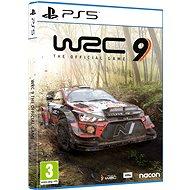 WRC 9 - PS5 - Konzol játék