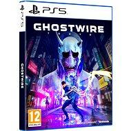 Ghostwire Tokyo - PS5 - Konzol játék