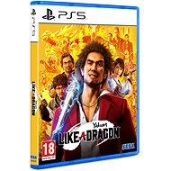 Yakuza: Like a Dragon - PS5 - Konzol játék