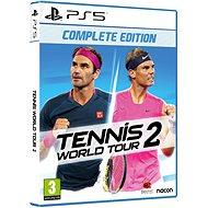 Tennis World Tour 2: Complete Edition - PS5 - Konzol játék