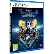 Monster Energy Supercross 4 - PS5 - Konzol játék