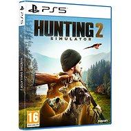 Hunting Simulator 2 - PS5 - Konzol játék