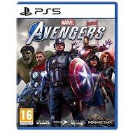 Marvels Avengers - PS5 - Konzol játék